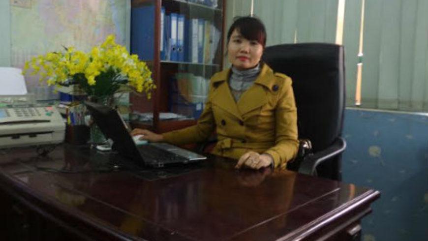 CEO Nguyễn Thu Hoài trên báo Kinh Doanh & Pháp Luật
